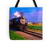Choo Choo Number 90-Strasburg Railroad Tote Bag