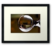 Bed knobs and...... Framed Print