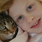 Ava and Kitty by Ainsley Kellar Creations