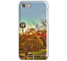 Edenvale Homestead at Dawn in HDR iPhone Case/Skin