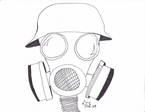 Gasmask by Requiem
