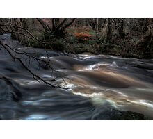 Charged Water Photographic Print