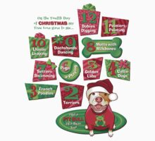 12 Dogs of Christmas by Linda Hardt