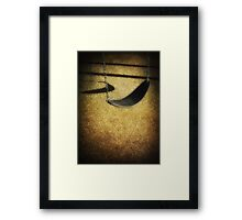 Tomorrow's Another Day Framed Print