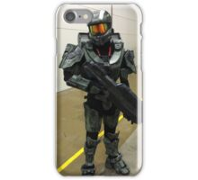 Halo Character iPhone Case/Skin