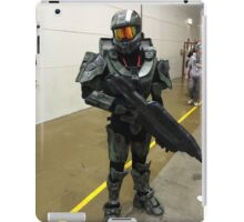 Halo Character iPad Case/Skin