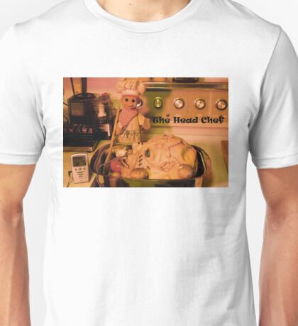 The Head Chef Unisex T-Shirt