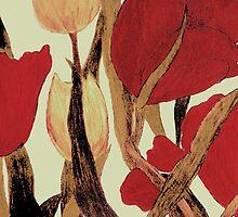 The Beauty of a Rose... by mysteryfaith