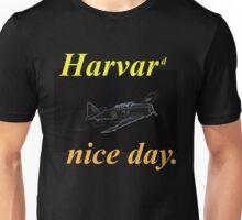 Harvard nice day. - T Shirt Design Unisex T-Shirt