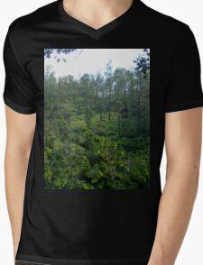 an awesome Belize landscape Mens V-Neck T-Shirt
