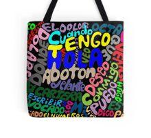 Espanol esoterico Tote Bag