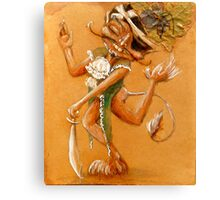 Flamboyant Faerie Canvas Print