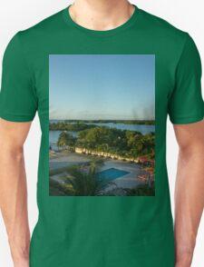 an unbelievable Belize landscape T-Shirt