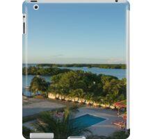 an unbelievable Belize landscape iPad Case/Skin