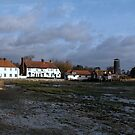 Langstone Harbour - The Ship Inn by Sharon Perrett