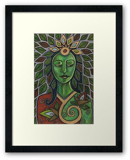 Gaia by Lynnette Shelley