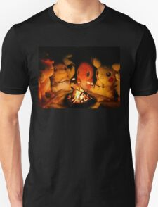 Pokemon Autumn Campfire T-Shirt