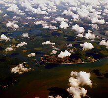 cloud spots by Daniel Weeks