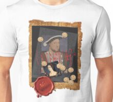 sixteenth century tee shirt Unisex T-Shirt