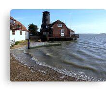Langstone Harbour - The Royal Oak Canvas Print