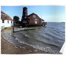 Langstone Harbour - The Royal Oak Poster