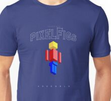 PixelFigs Assemble! Unisex T-Shirt