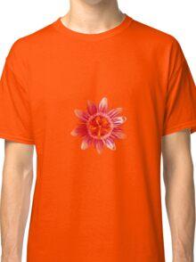 Passion in Orange Classic T-Shirt
