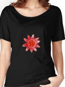 Passion in Orange Women's Relaxed Fit T-Shirt
