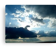 The Loch Ness Monster Canvas Print