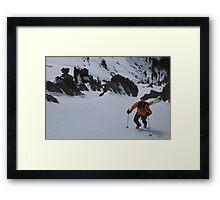 Mt Lincoln, Donner Summit Framed Print