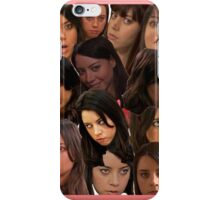 April Ludgate Collage iPhone Case/Skin