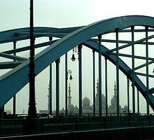 The Bridge Between by appletheives