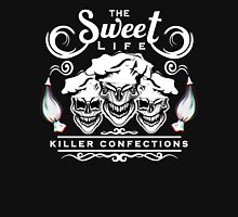 Funny Pastry Chef Skulls: The Sweet Life Unisex T-Shirt