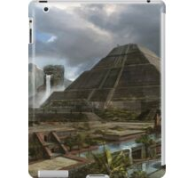 Mayan Civilization iPad Case/Skin