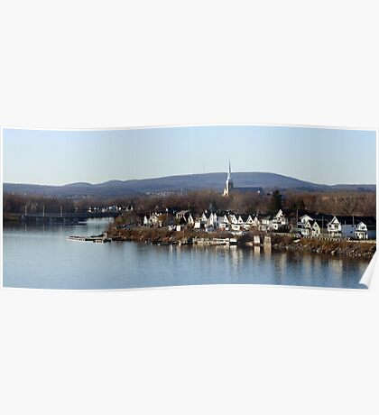 Old Gatineau  by Two Rivers Poster