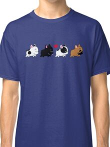 Frenchie Familly Classic T-Shirt