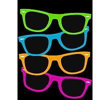 Retro sunglasses Photographic Print