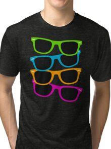 Retro sunglasses Tri-blend T-Shirt