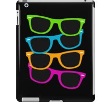Retro sunglasses iPad Case/Skin