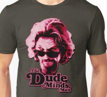 Big Lebowski Pink Unisex T-Shirt