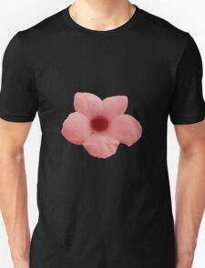 Potato Flower - Orange Unisex T-Shirt