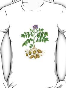 Potato (Solanum tuberosum) T-Shirt