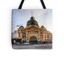 Station Street Flinders Tote Bag