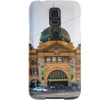 Station Street Flinders Samsung Galaxy Case/Skin