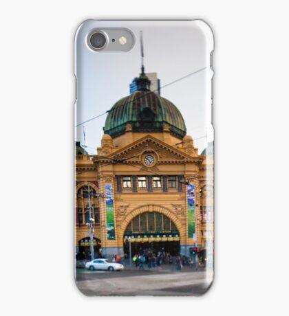 Station Street Flinders iPhone Case/Skin