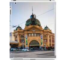Station Street Flinders iPad Case/Skin