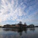 Living between sky and water by PeterBusser