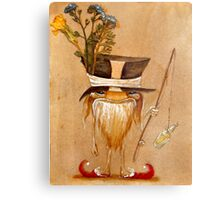 Cornish Fisher Faerie Metal Print