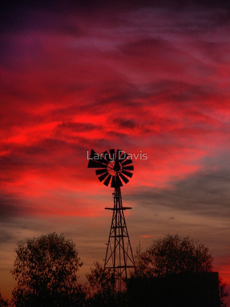 Windmills And Vampires by Larry Lingard-Davis