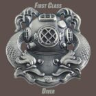 First Class Diver by Walter Colvin